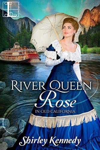 River Queen Rose (In Old California)