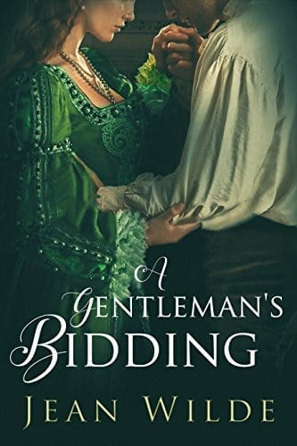 A Gentleman's Bidding (The Scarlet Salon Book 1)