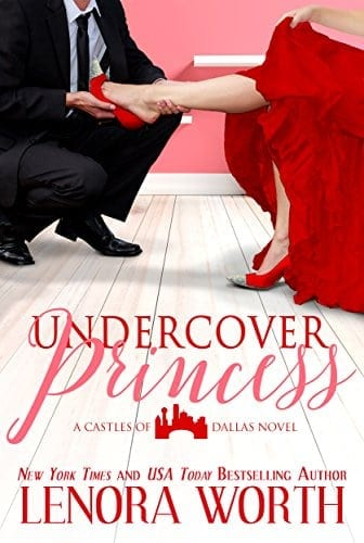 Undercover Princess (Castles of Dallas Book 1)