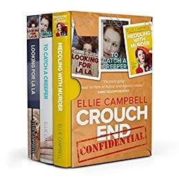 Crouch End Confidential – A Cozy Mystery Collection