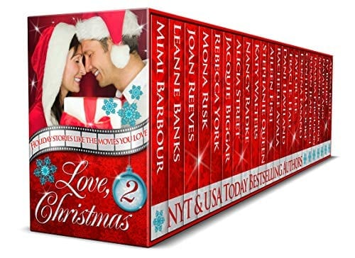 Love, Christmas – Movies You Love (The Holiday Series Book 2)