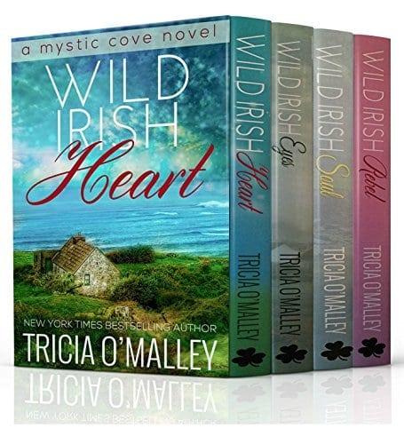 The Mystic Cove Series Boxed Set (Books 1-4)
