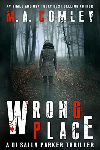 Wrong Place (DI Sally Parker Thriller Book 1)