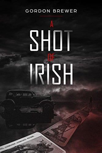 A Shot of Irish (Ray Irish Occult Mystery Book 1)