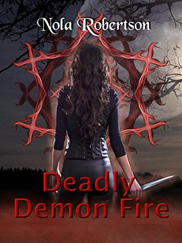 Deadly Demon Fire: Paranormal Witch Romance (Wicks Hollow Witches Book 1)