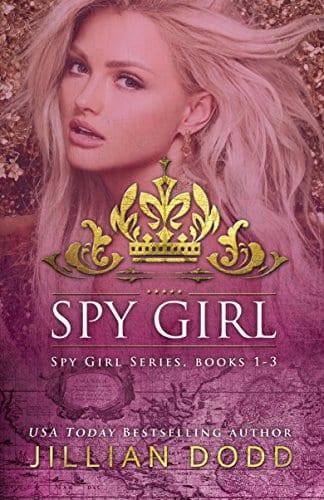 Spy Girl: Books 1-3