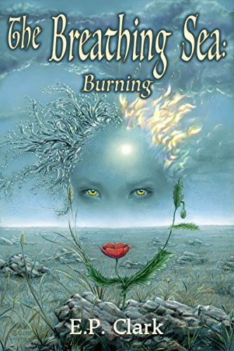 The Breathing Sea I: Burning (The Zemnian Series Book 3)