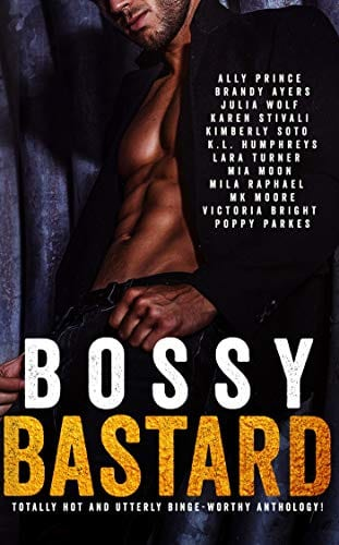 Bossy Bastard: Anthology