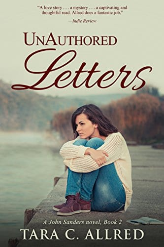 UnAuthored Letters: A gripping psychological suspense novel (John Sanders Book 2)
