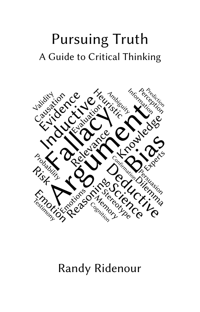 Chapter 28 Arguments  Pursuing Truth: A Guide to Critical Thinking