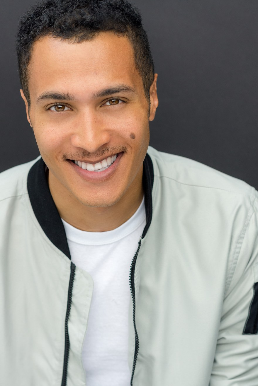 Sean Grant. Booked It Photography