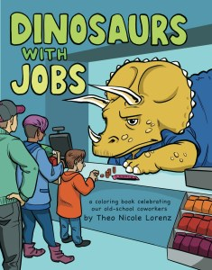 Dinosaurs With Jobs COVER copy