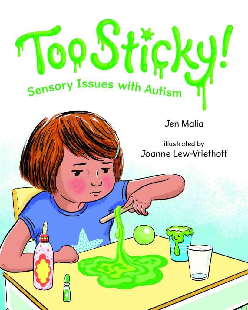 Too Sticky by Jen Malia