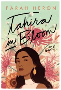 Tahira In Bloom_Heron