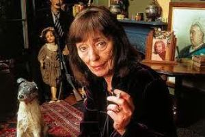 Portrait of Beryl Bainbridge, author of Everyman For Himself