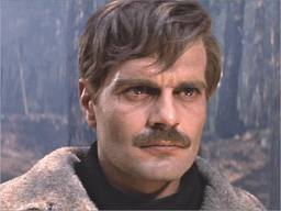 Omar Sharif as Dr Zhivago