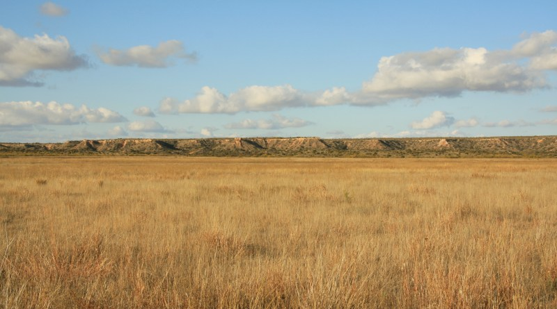 Colorado prairie, the setting for Benediction by Kent Haruf