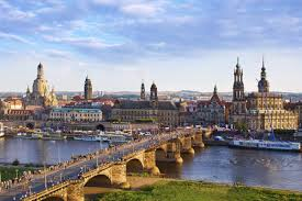 Dresden - 2015. A city restored to former glory