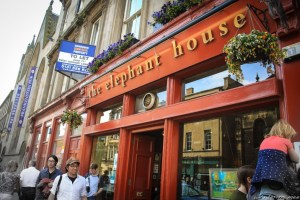 Edinburgh Cafe, The Elephant House: The birthplace of Harry Potter