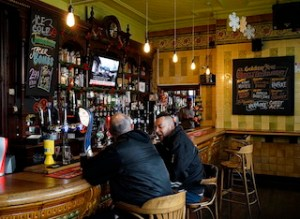 The Old Devils probably wouldn't appreciate the gentrification of a boozer like this