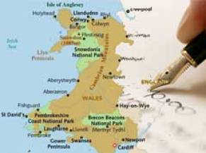 Writing from Wales
