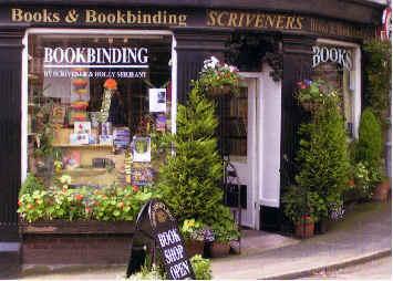 Scriveners-Books
