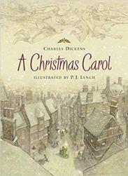 Who Wrote A Christmas Carol.Six Degrees From Christmas To Christmas Bookertalk