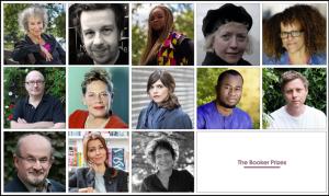 Booker Prize 2019 longlist