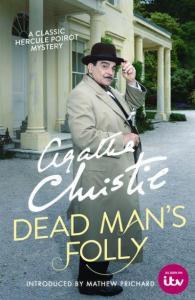 David Suchet at Agatha Christie's home Greenway