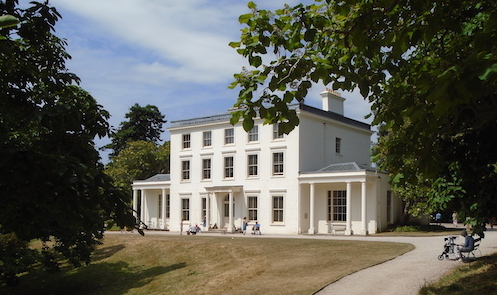Agatha Christie home in Devon