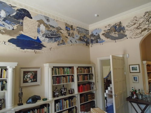 Agatha Christie home