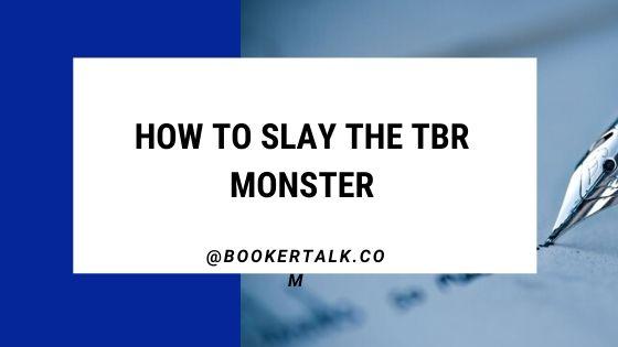 TBR - tackling unread books