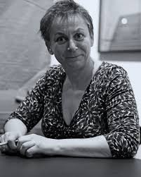 Portrait of Anne Enright, author of Actress