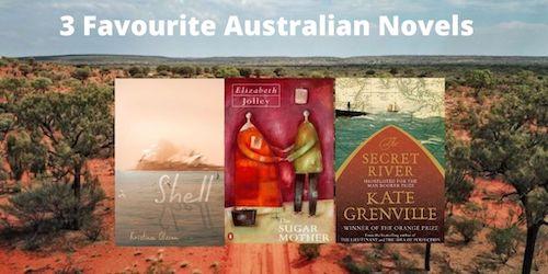 3 favourite Australian novels