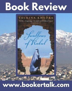 Cover of The Swallows of Kabul by Yasmina Khadra