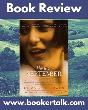 Cover of The Last September by Elizabeth Bowen