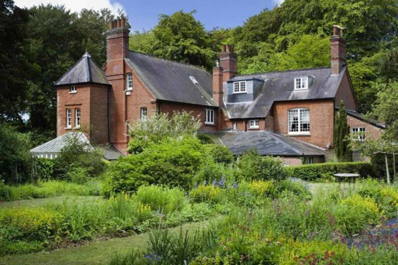 Max Gate, the house designed by Thomas Hardy