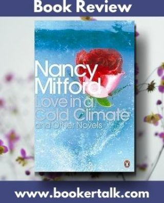 Cover of Love in A Cold Climate by Nancy Mitford