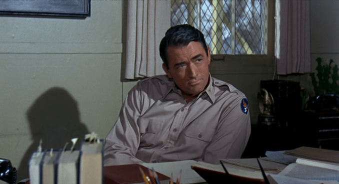 Captain Newman MD Gregory Peck (41)