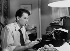 ca. 1947 --- Gregory Peck in Gentlemen's Agreement --- Image by © John Springer Collection/CORBIS