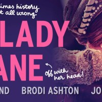Uncontrollable Snorting and Laughing Out Loud While Reading My Lady Jane