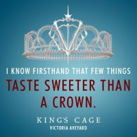 #BookevinReads King's Cage by Victoria Aveyard