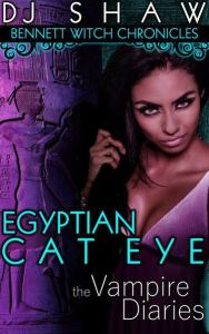 Egyptian Cat Eye by DJ Shaw