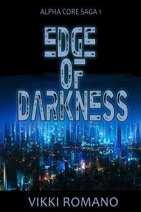 Edge of Darkness by Vikki Romano
