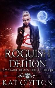 Roguish Demon by Kat Cotton