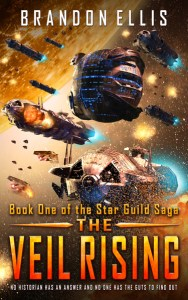 The Veil Rising by Brandon Ellis