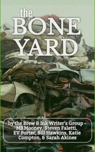 Bone Yard by MB Mooney