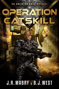 Operation Catskill by J.R. Mabry & B.J. West
