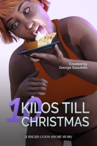 10 Kilos Till Christmas by George Saoulidis