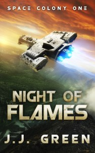 Night of Flames by J.J. Green